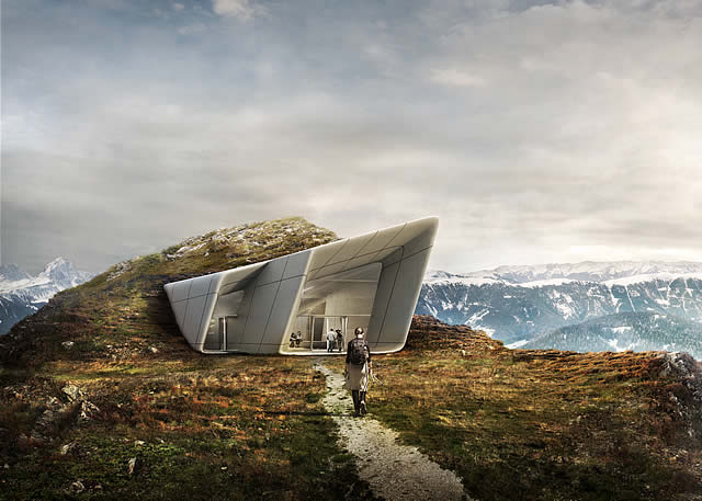 Messner Mountain Museum Plan de Corones